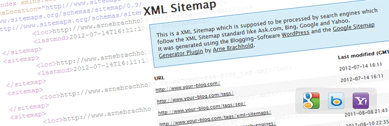Google XML Sitemaps Generator for WordPress